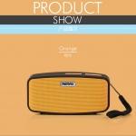 ลำโพงบลูทูธ Remax RB-M1 Sushi bluetooth speaker - Orange ส้ม