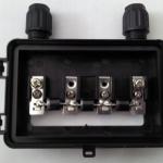 cable & connector(ตัวเชื่อมสายไฟ) แบบ Junction Box -300
