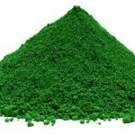 Chromium Oxide Green 50g pure ละลายน้ำได้