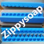 แม่พิมพ์ซิลิโคน วงกลม lollipop 10 ช่อง