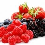 สารสกัด mix berry 100 ml.