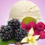 Black Raspberry & Vanilla Fragrance oil 000109