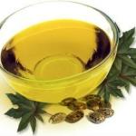 น้ำมันละหุ่ง Castor oil 1 kg