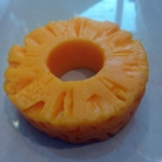 แม่พิมพ์ รูปสับปะรด 5หลุม(85 g)