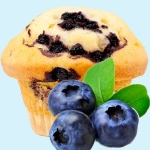 Blueberry MUFFIN Fragrance Oil 000161