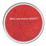 Micaสีแดง red charot 30g