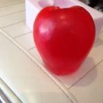 แม่พิมพ์ รูปแอ็ปเปิ้ล 130g 5 ช่อง