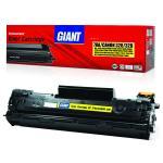 GIANT HP LaserJet Pro MFP M1536dnf ตลับหมึกเลเซอร์ดำ HP รุ่น CE278A (Black)