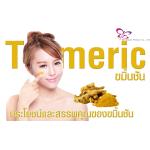 ขมิ้นชัน (Turmeric) ประโยชน์และสรรพคุณของขมิ้นชัน