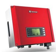 Inverter (หม้อแปลงไฟฟ้า) รุ่น Grid Tie GW10KN-DT