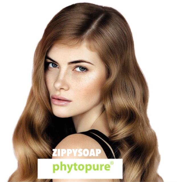 Phyto pure ไฟโตเพียว ลดการหลุดร่วงเส้นผม 100ml