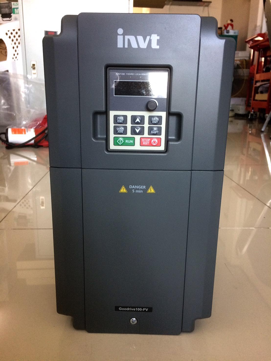 อินเวอร์เตอร์ รุ่น GD100-7R5G-2-PV