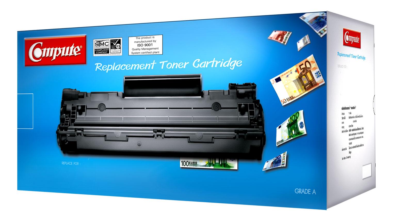 ตลับหมึกเลเซอร์ Samsung MLT-D109S Compute (Toner Cartridge)