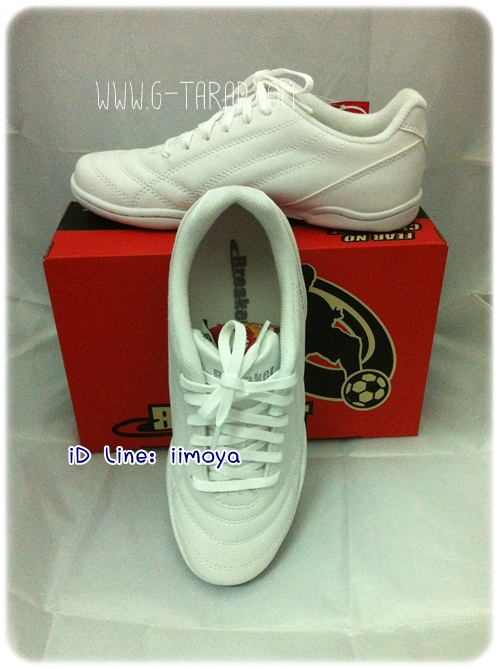 Breaker BK-88/W - รองเท้าหนัง Futsal