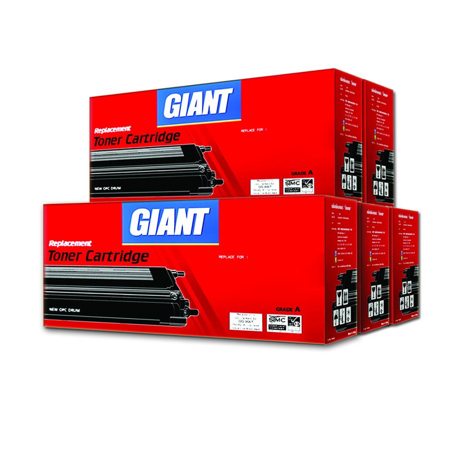 ตลับหมึกเลเซอร์ Giant For Canon 303,703,FX-9,FX-10 แพ็ค 5 (Toner Cartridge)
