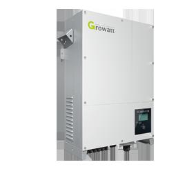Inverter (หม้อแปลงไฟฟ้า) รุ่น Grid Tie Growatt 20000UE