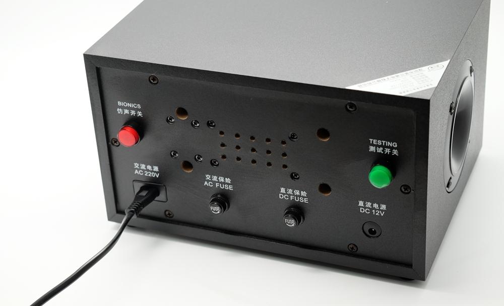 ขั้นตอนการทำงานของเครื่องไล่หนูและแมลง Anti-pest เครื่องเข้ากับเต้าเสียบใช้ไฟบ้านปกติ (AC220V/50Hz) ที่จอLED ด้านหน้าเครื่องไฟทั้ง3สีจะสว่างขึ้น