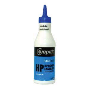 ผงหมึกเติม HP CC531A คอมพิวท์ Refill Toner (Cyan)