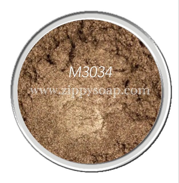 micaสีน้ำตาลช๊อกโกเล็ค Chocolate Brown 30g