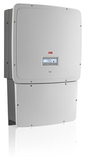 Inverter (หม้อแปลงไฟฟ้า) รุ่น ABB TRIO-27.6-TL-OUTD-S2X-400