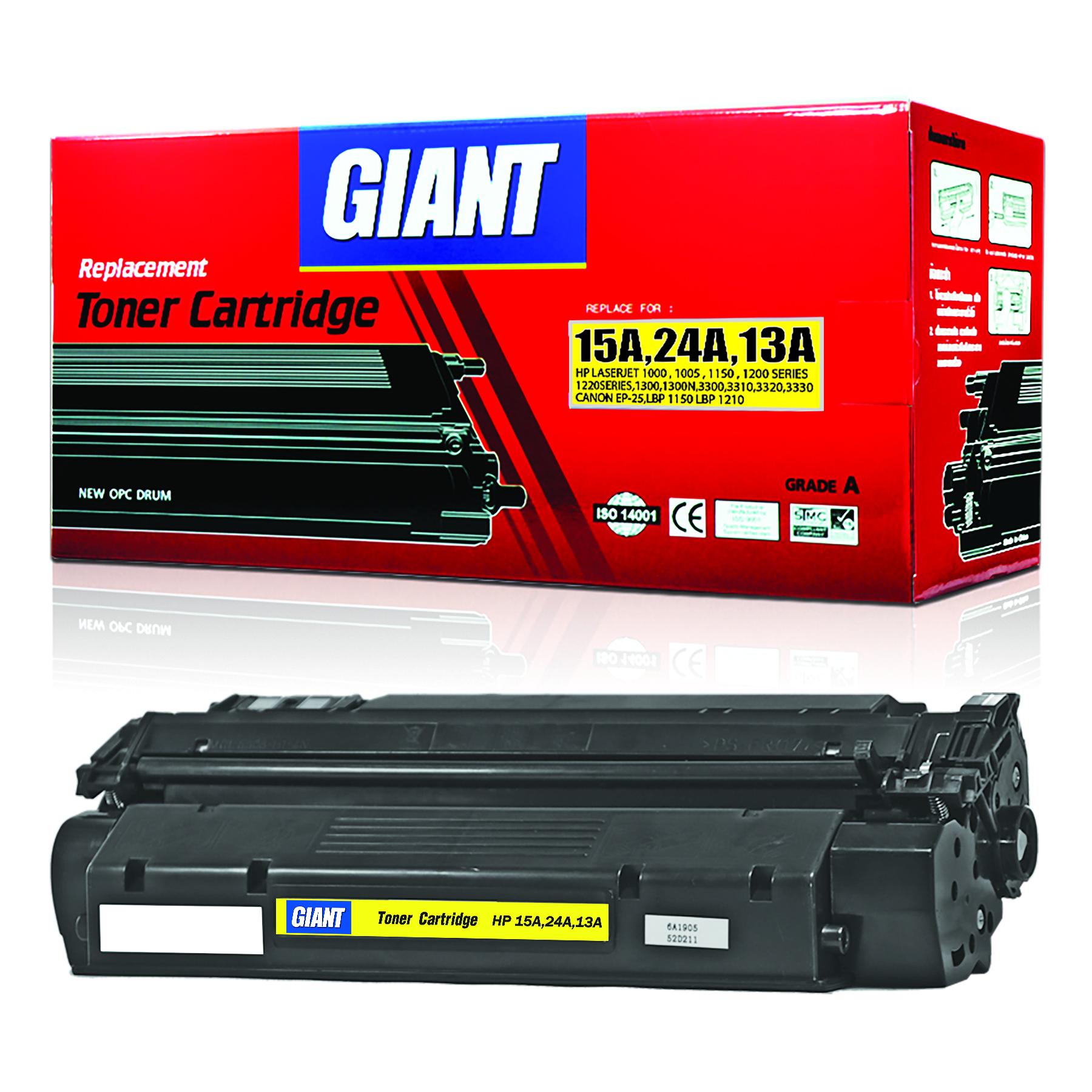 Giant Canon LBP1210 ตลับหมึกเลเซอร์ดำ Cartridge EP-25 (Black)