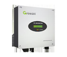Inverter (หม้อแปลงไฟฟ้า) รุ่น Grid Tie Growatt 5000MTL-10