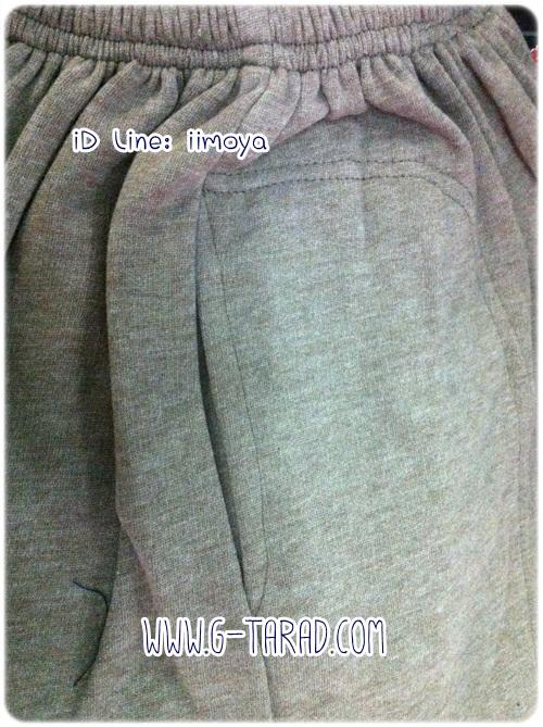 กางเกงอุ่นขน ขารัด / ขาปล่อย คละสี