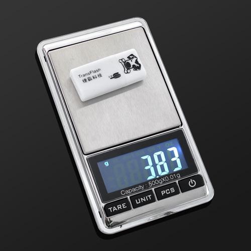 เครื่องชั่งความละเอียด 0.1g - 1kg