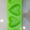 แม่พิมพ์ รูปหัวใจ 4หลุม(55 g)