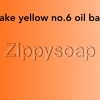 Liquid Lake Yellow No.6 Oil Based 50ml