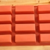 แม่พิมพ์ซิลิโคน รูปสี่เหลี่ยมผืนผ้า 12 ช่อง 3*7.9*3cm