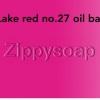 Liquid Lake Red No.27 Oil Based 50ml