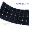 แผงโซล่าเซลล์ ชนิด Mono-Crystalline ขนาด 100W แบบโค้งงอได้ Flexible Solar Panel
