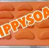 แม่พิมพ์ซิลิโคน กลีบส้ม