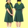 กระโปรงนักเรียนตราสมอ เนตรนารี