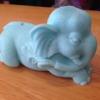 แม่พิมพ์ รูปช้าง 3D 127g