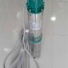 โซล่าปั๊ม (Solar Pump) ชนิด Submersible ขนาด 2m3/h 30M 24VDC 400W