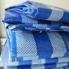 ผ้าใบ เคลือบ1ด้าน ฟ้าขาว ขนาดกว้าง 1.8 เมตร x ยาว 50 หลา ฟ้าล้วน ผ้าฟางริ้ว รังสิต ปทุมธานี คลุมสินค้า กันสาด กันฝุ่น กันฝน กันแดด คลุมงานก่อสร้าง น้ำหนักเบา ทนทาน