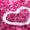 glitter สีชมพูบานเย็น 50g 001004
