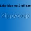 Liquid lake Blue No.2 oil based 50 ml