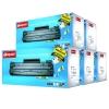 ตลับหมึกเลเซอร์(Toner Cartridge) คอมพิวท์ For Fuji Xerox CT202329, CT202330/ M225, P225, M265, P265 (แพ็ค 5 ตลับ)