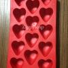 แม่พิมพ์ รูปหัวใจ 3.3*3.5*3.5 cm