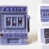 แม่พิมพ์ซิลิโคน casino slot machine 105g