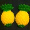 แม่พิมพ์ รูปสับปะรด 5 หลุม 100g