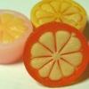 แม่พิมพ์สบู่ซิลิโคน รูปส้ม 90g