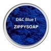 D&C Blue 1 สีน้ำเงินละลายน้ำมัน 50g
