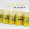 สบู่hdomemade Beer bublble soap เ hot process 115g