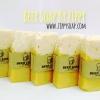 สบู่hdomemade Beer bublble soap เ hot process 115g