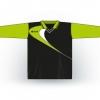 FlyHawk เสื้อฟุตบอล คอปก แขนยาว A985