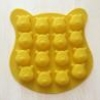 แม่พิมพ์หมีพูห์ ทำวุ้น ช็อกโกแลต สบู่ เทียน เรซิ่น 16 ช่อง